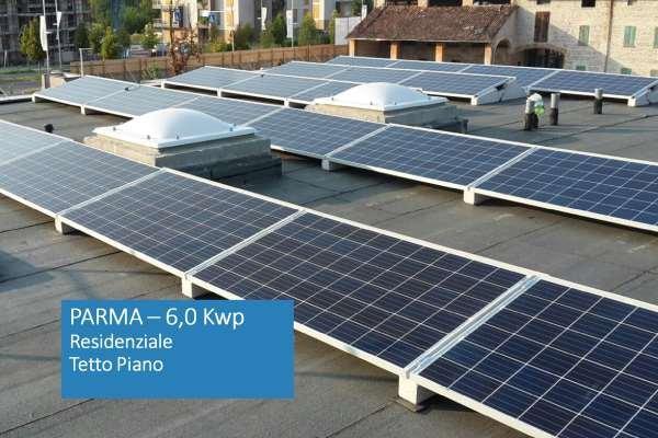 impianto-fotovoltaico-residenziale-parma-sep-energia-6kwp-tetto-piano